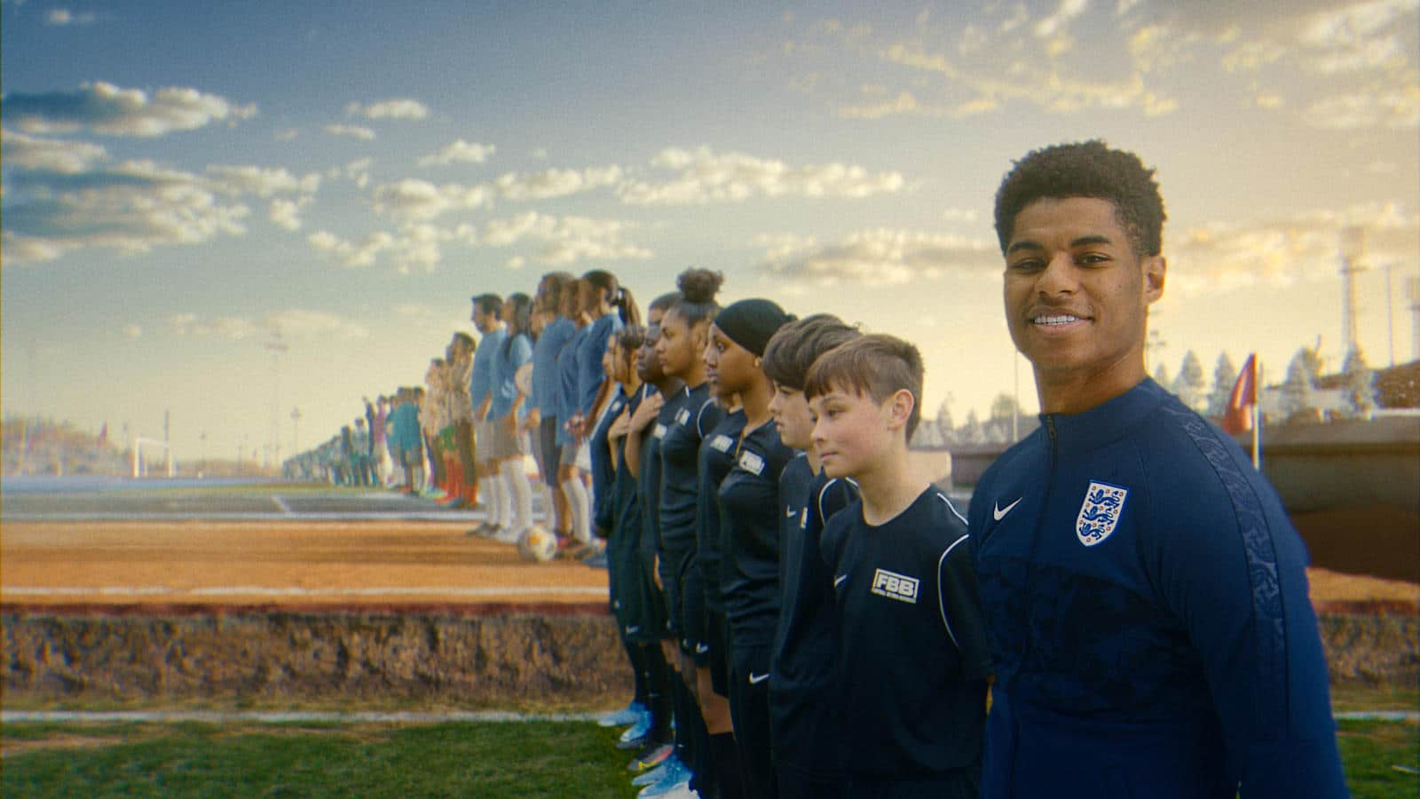 Nike Mapping Out Football's New Landscape