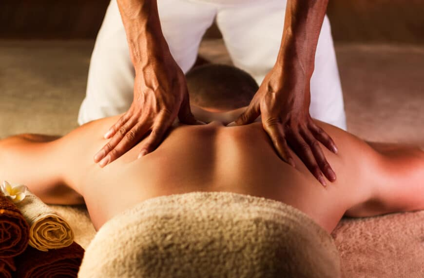What To Expect From A Massage Depending On What Country You're In