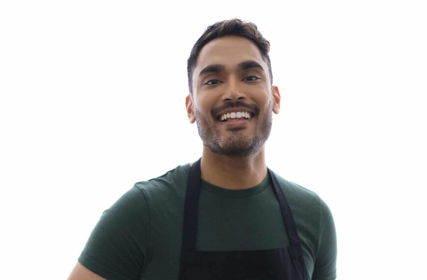 Sunni Patel On Gut Health, Balance And Why Less Is Sometimes More At The Gym