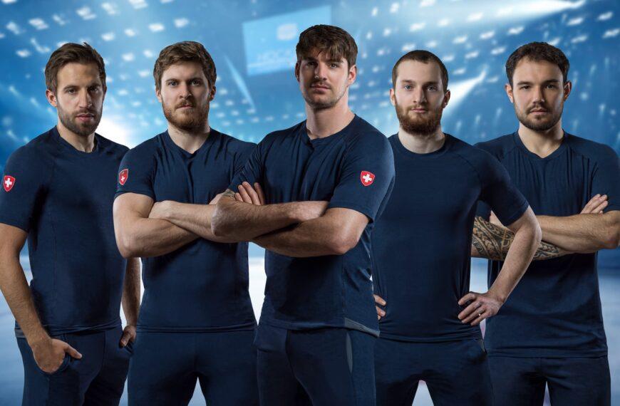 Sleepwear Brand Dagsmejan Partners with The Swiss National Ice Hockey Team