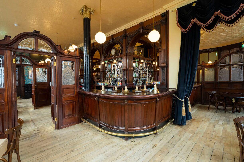the boleyn main bar