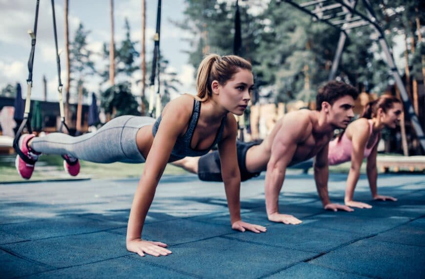 What Is TRX Suspension Training And Are The Fitness Benefits Worth It?