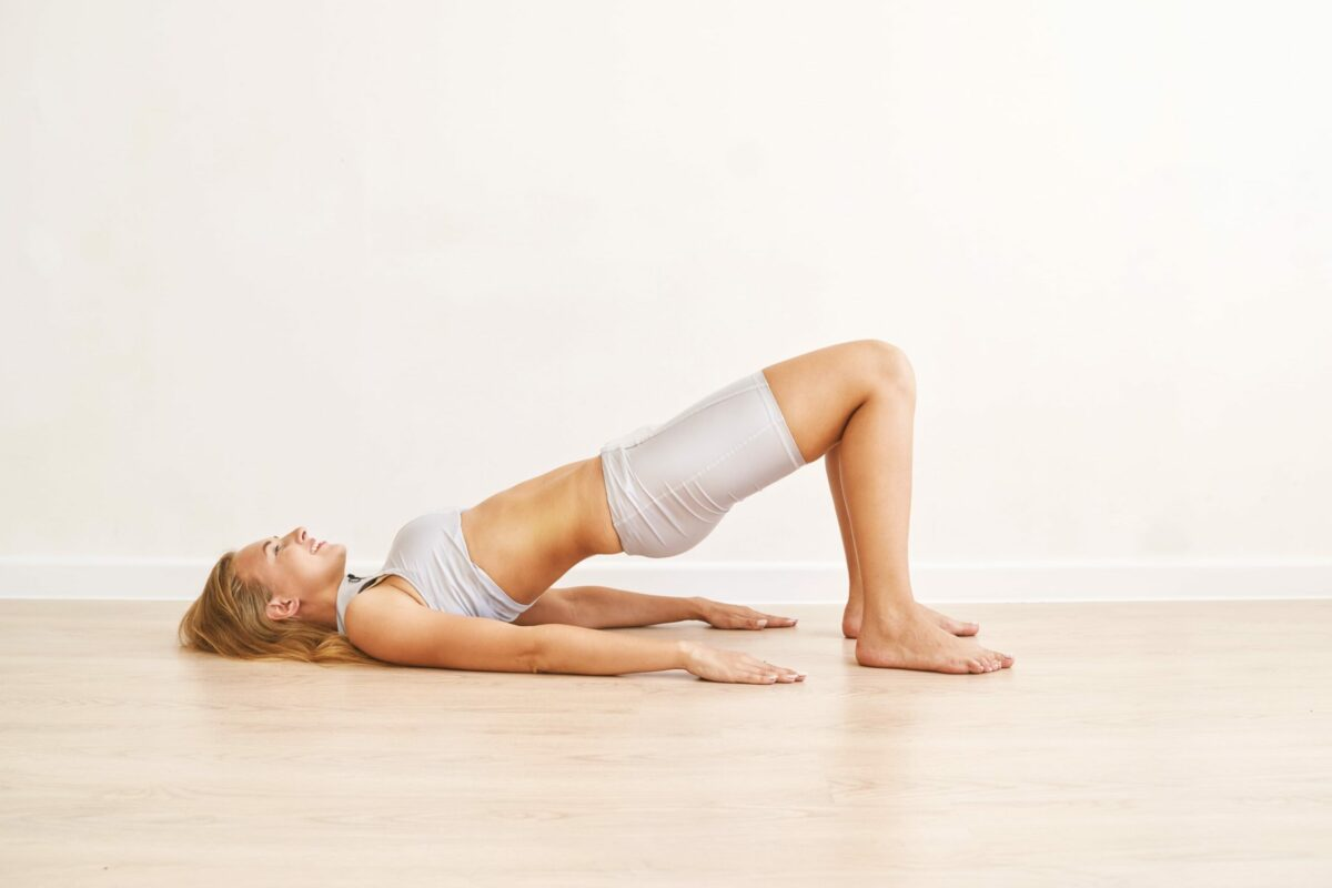 These 7 Yoga Poses Will Help Strengthen Your Pelvic Floor