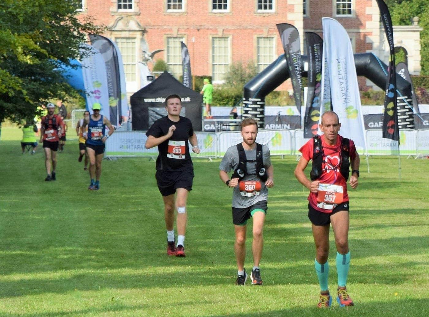 2021 Garmin New Forest Marathon