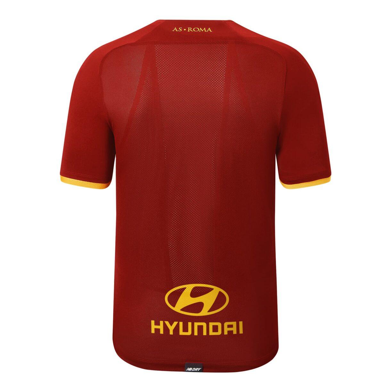 AS Roma 2122 Home Kit 3 1