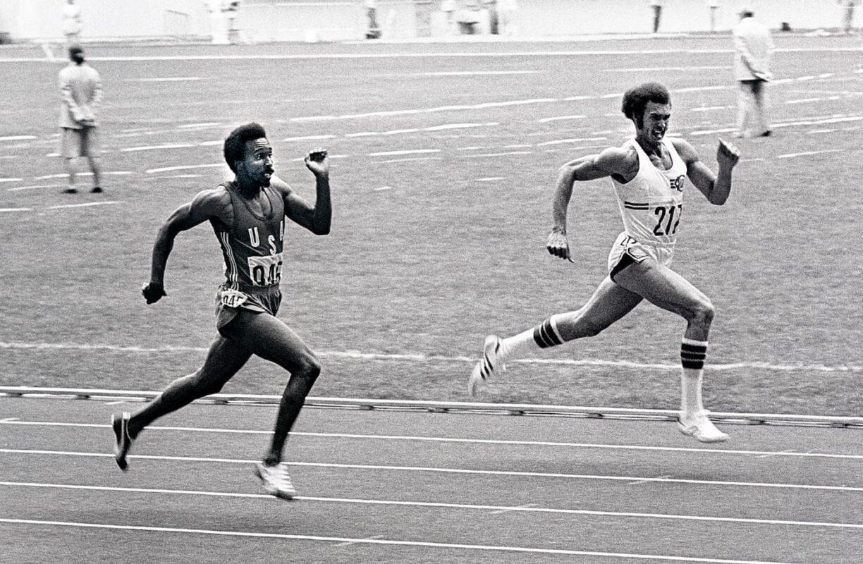 Olympic Legend Juantorena Running For The Revolution