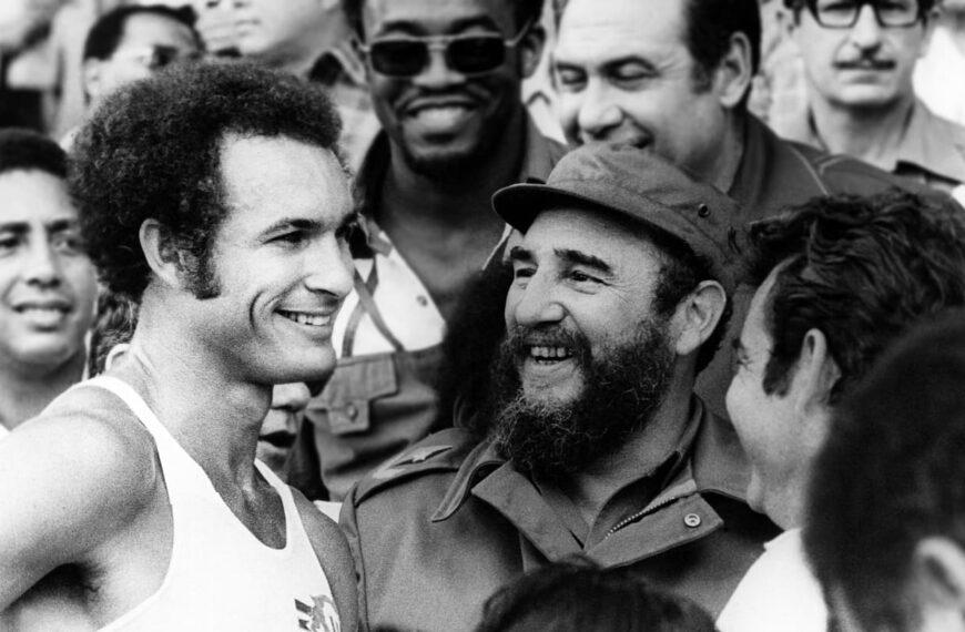 Olympic Legend Juantorena's 'Running For The Revolution' Released