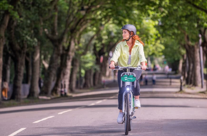 OVO Energy Launches Sustainable Bike Route