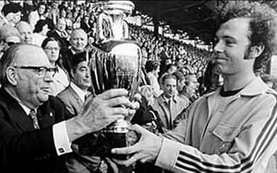 Franz Beckenbauer 1972