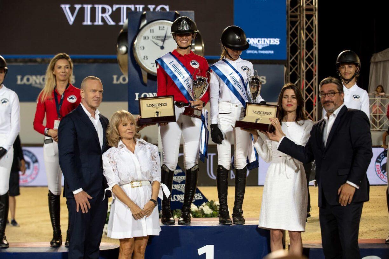 Darragh Kenny claims sensational victory on Idalville d Esprit in the Longines Global Champions Tour Grand Prix du Prince de Monaco 3