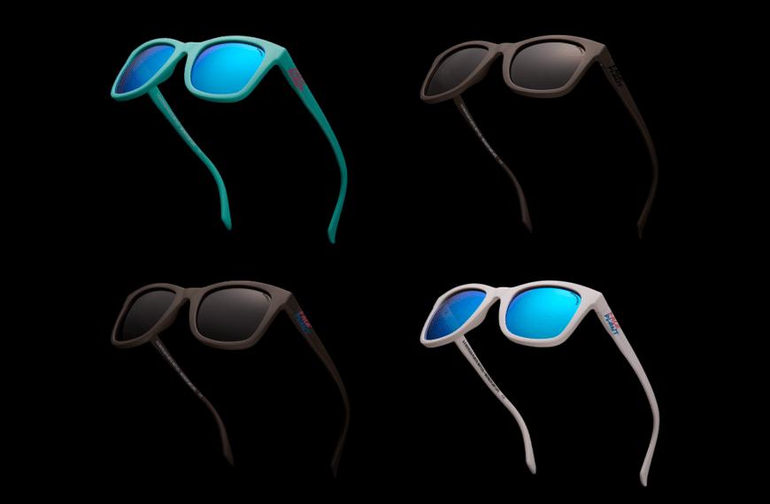 FacePlant Launch The World's Most Sustainable Sunglasses on Kickstarter