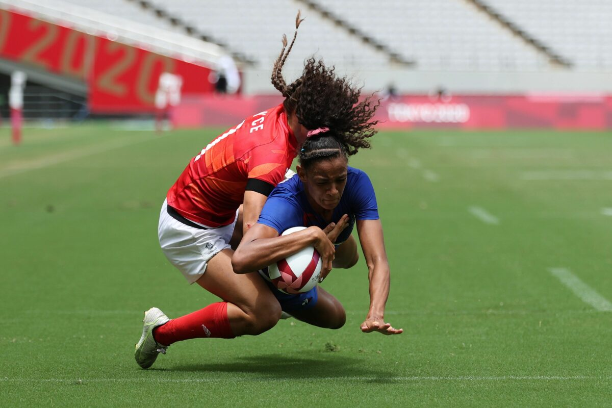 New Zealand And France Go For Women's Rugby Sevens Olympic Gold In Tokyo