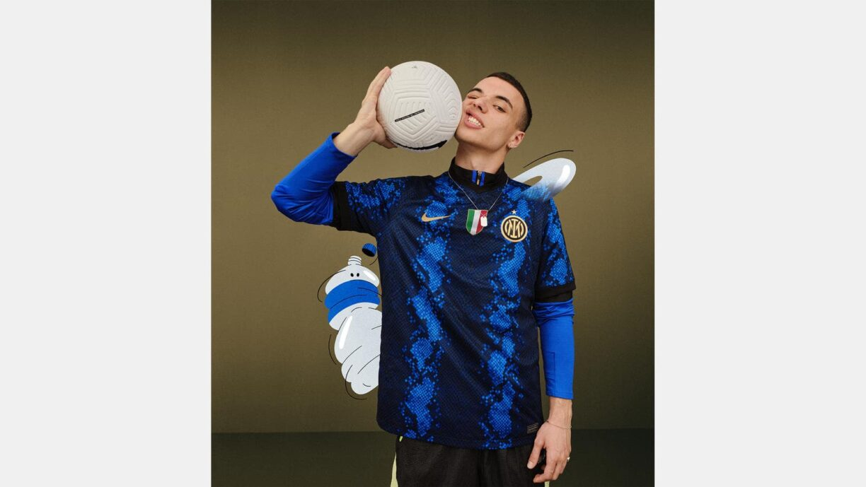 Inter Milano's 2021-22 Home Kit