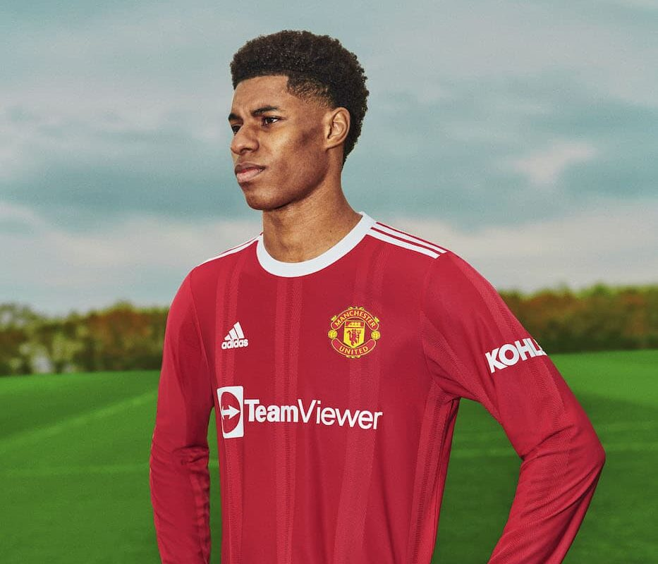 Revealing Manchester United 2021/22 Home Kit: A Modern Design To Classic Club Styles