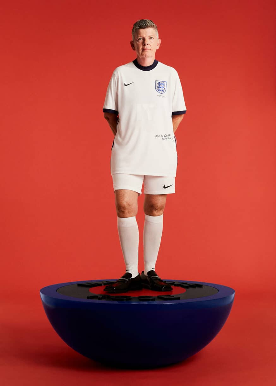 Martine Rose Homage Football Pioneers