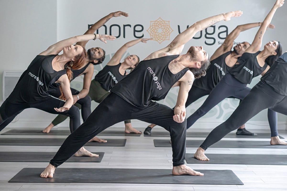 MoreYoga FREE Festival Of Yoga & Wellness