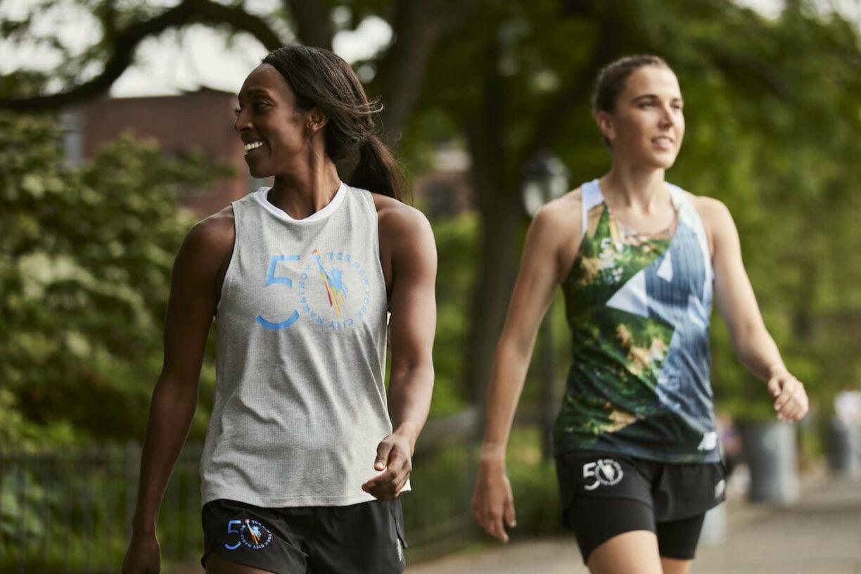 New Balance 2021 TCS New York City Marathon Collection