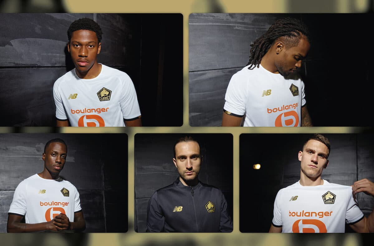 New Balance Reveals LOSC Lille 2021/22 Away Kit