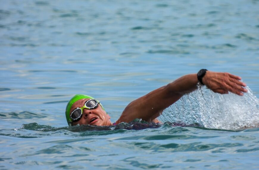 Paula Craig MBE Set To Become First Person With A Complete Spinal Cord Injury To Swim A Relay Of The English Channel Without A Wetsuit