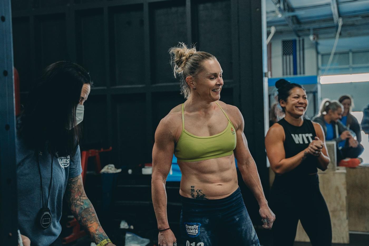 Sam Briggs CrossFit Games 2020.37