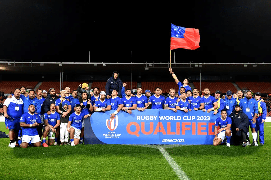 Samoa Seal Rugby World Cup 2023 Qualification With Play-off Win Over Tonga