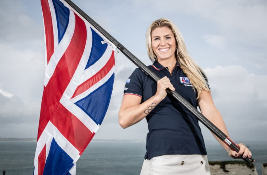 Saskia Tidey On The Unique Training Circumstances For Getting In Fighting Fit Shape For The Tokyo Olympic Games