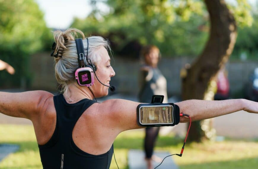 Silence Is Bliss – Leading Silent Disco Company Brings Peace Of Mind To Outdoor Fitness