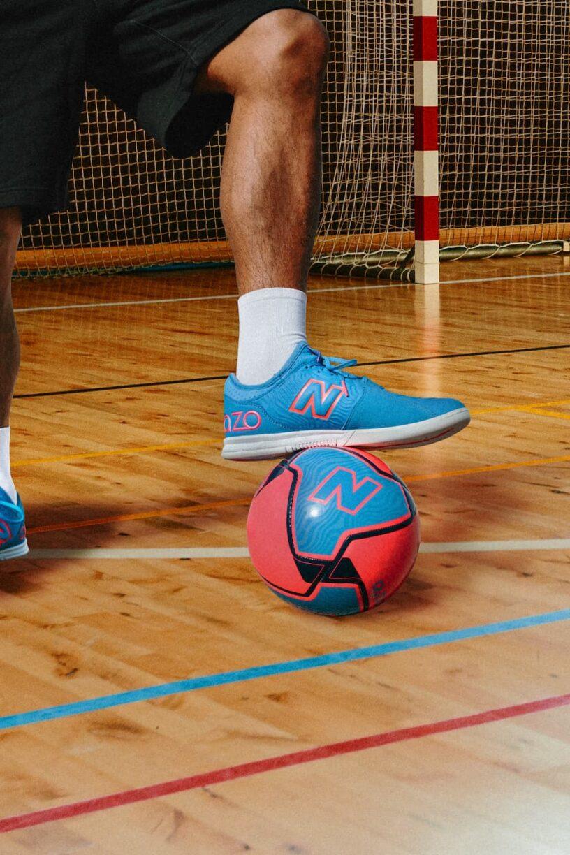 Audazo v5+ Futsal Shoe