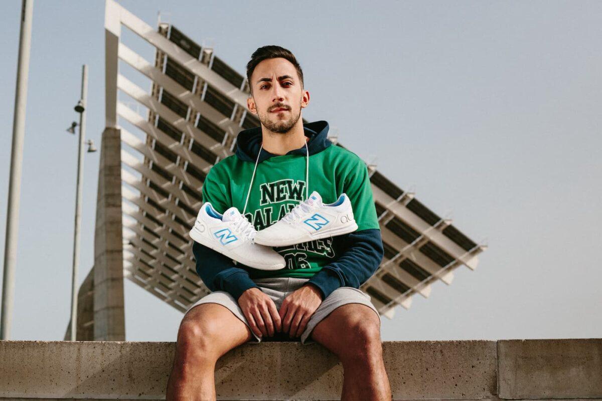 New Balance Drops New Audazo v5+ Futsal Shoe