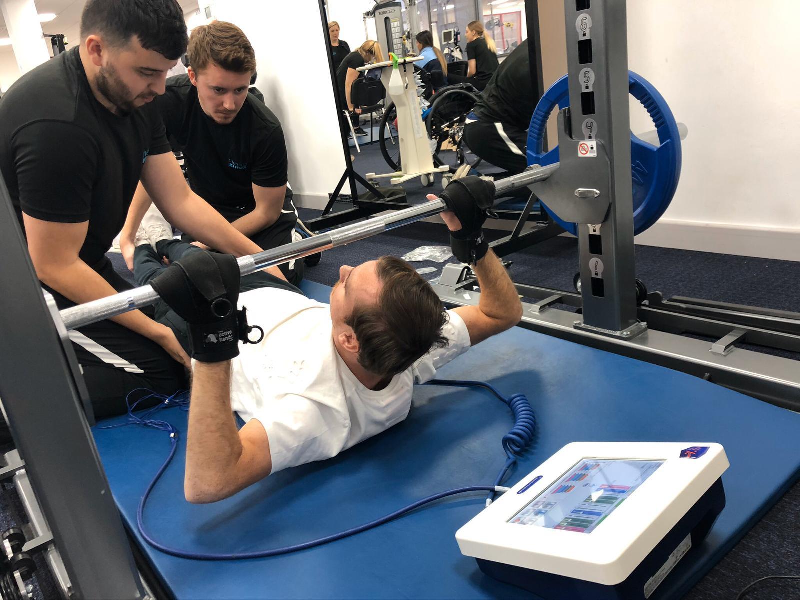Neurokinex Step It Up Challenge