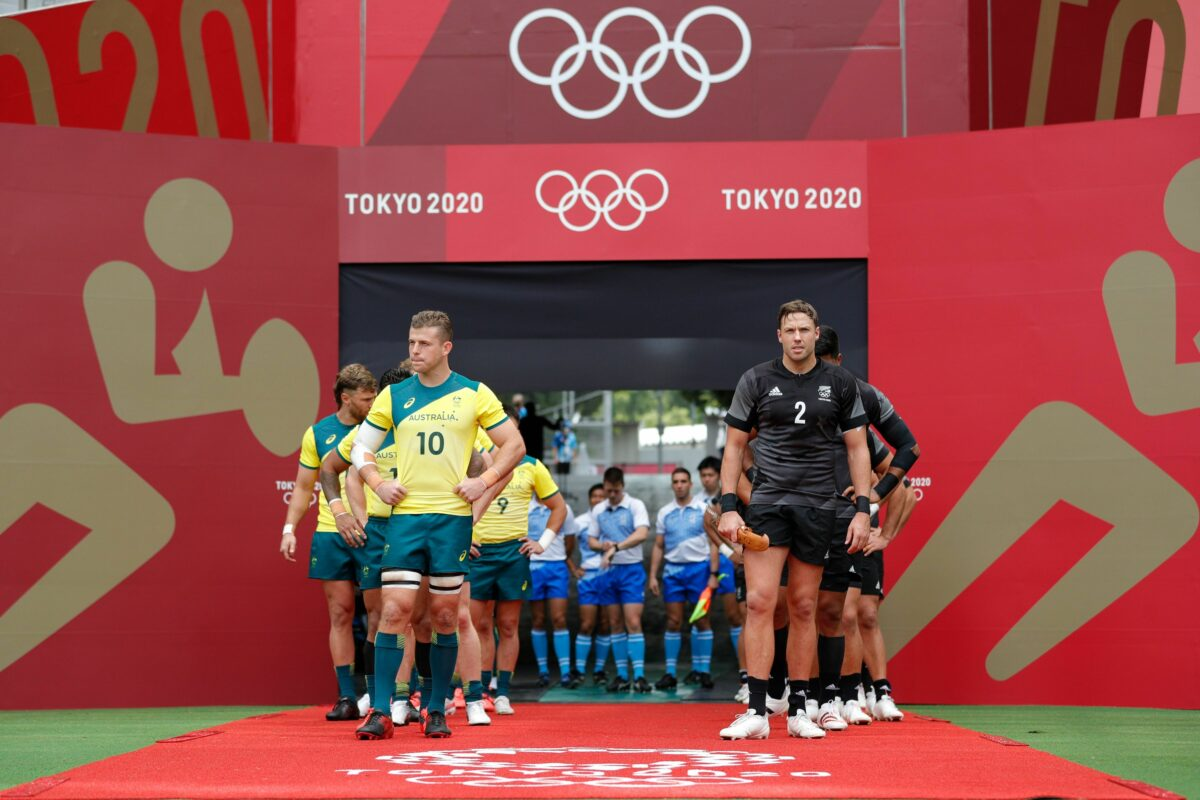 Great Britain, New Zealand, Argentina and Fiji To Battle For Olympic Gold