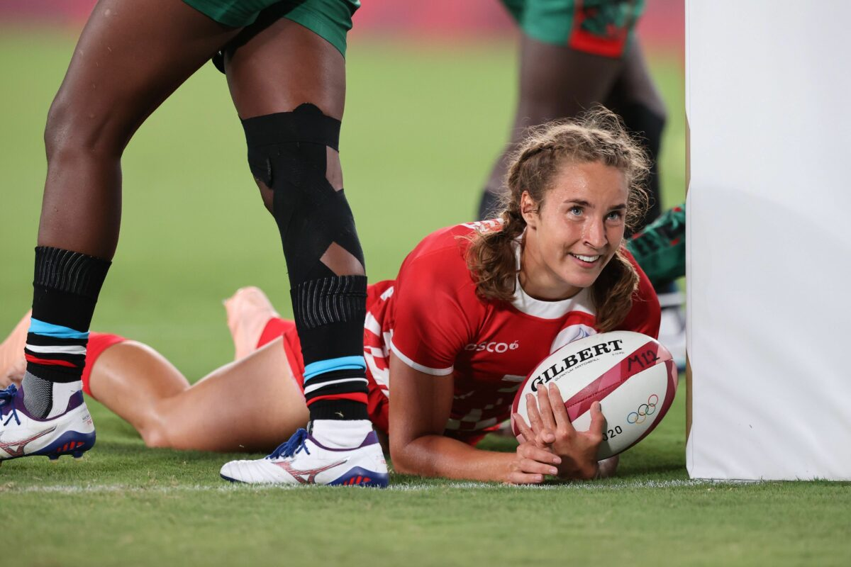 Enthralling Opening Day Of Olympic Women's Rugby Sevens Competition