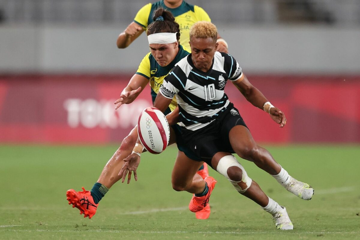 New Zealand, Fiji, Great Britain And France Into Women's Rugby Sevens Olympic Semi-finals