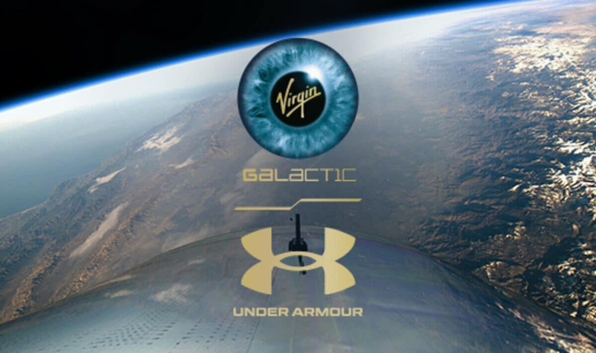 To Commemorate the Latest Virgin Galactic Spaceflight, Under Armour Releases Limited Capsule Collection