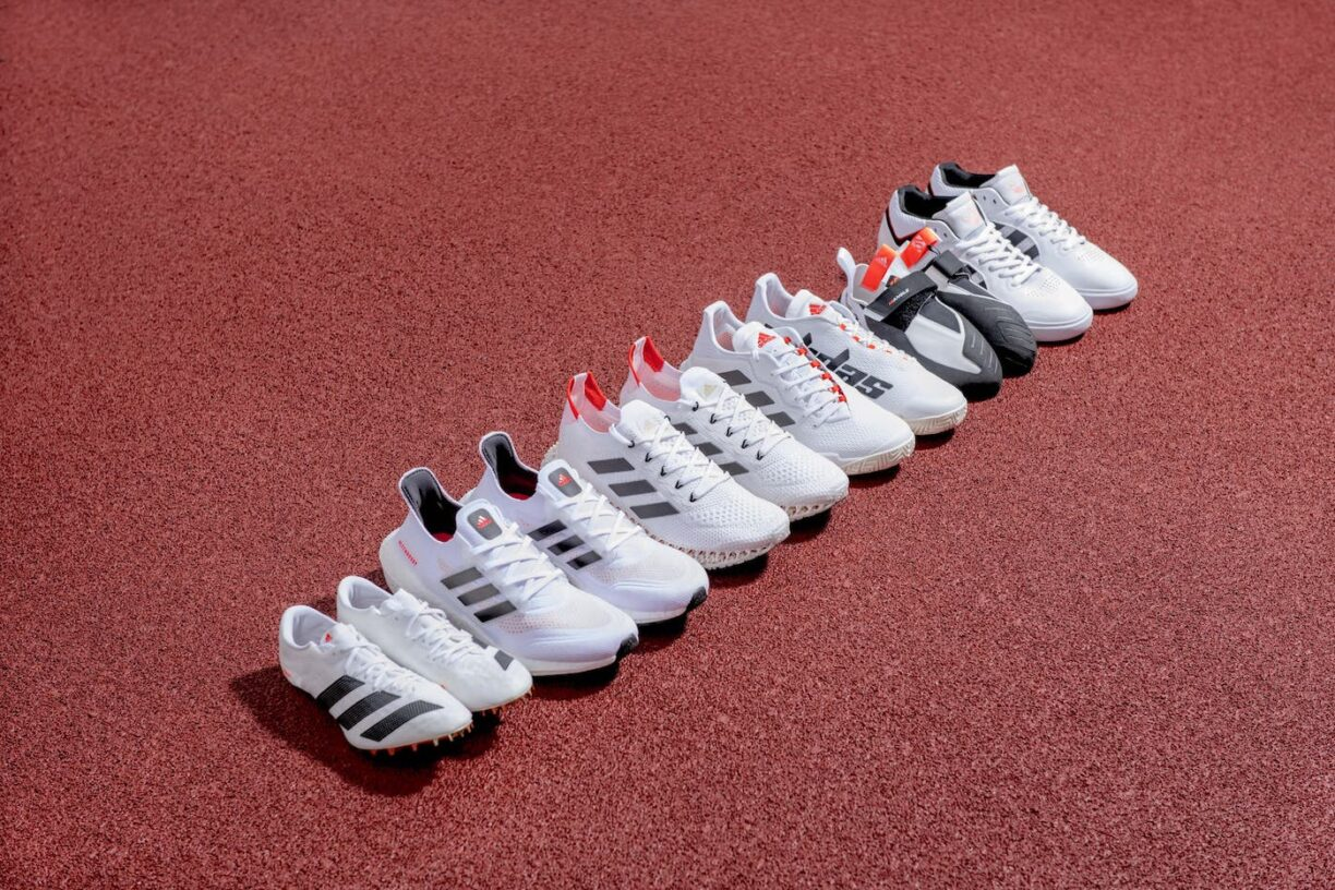 Adidas Celebrate Summer Of Sporting Competition