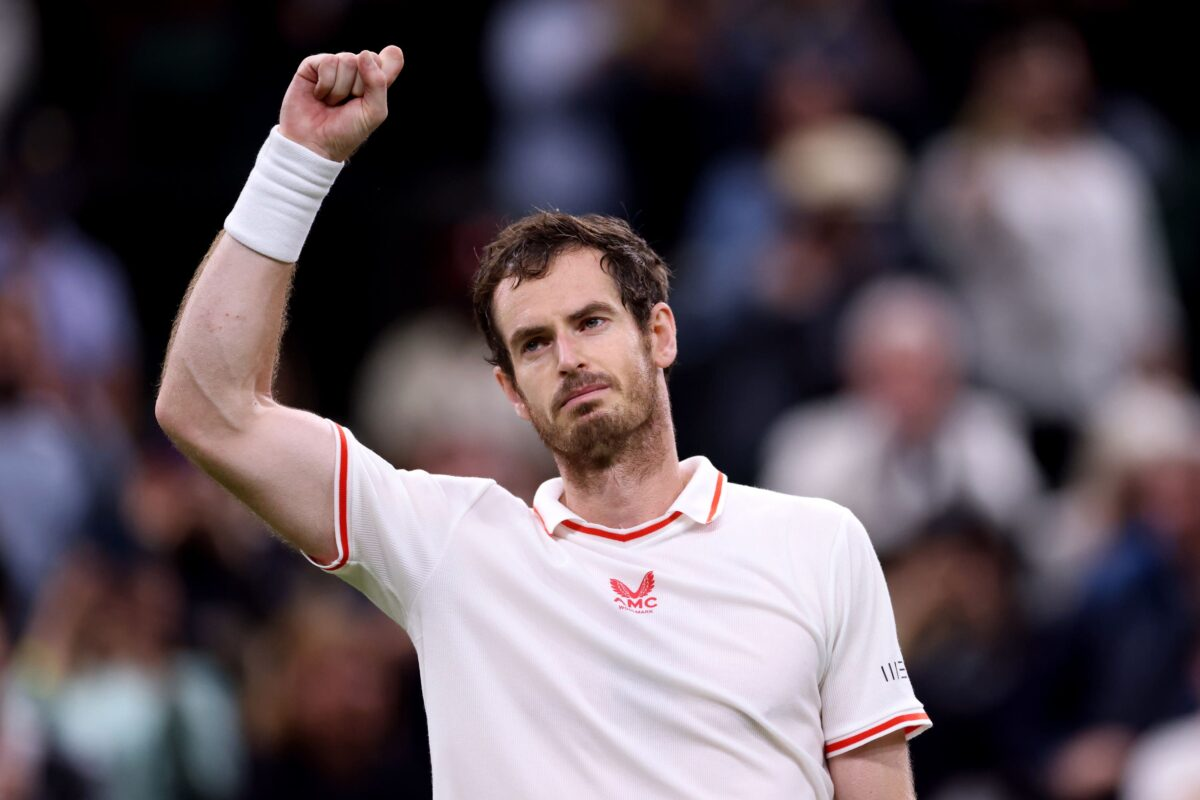 Andy Murray's Daughter's Advice On Failure Is Great Advice For All Of Us