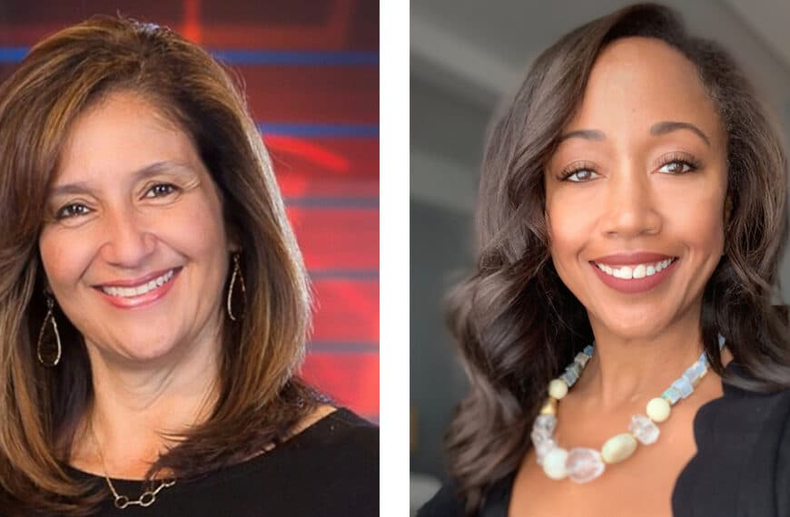NFL Media Announces Hiring of Vice Presidents Angela Ellis, Sandy Nunez and Tony Cole