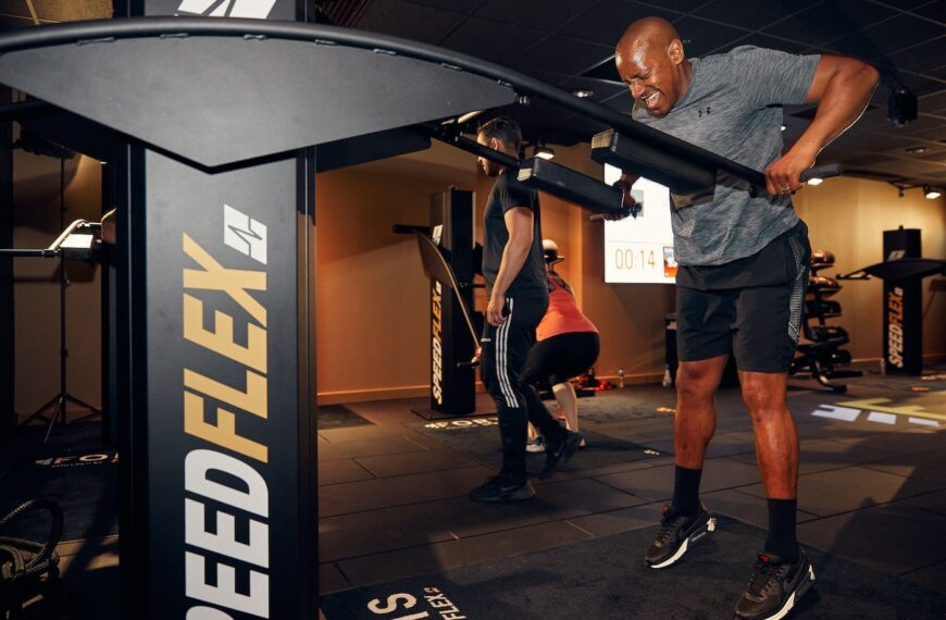 'HIIT Without The Hurt' Fitness Concept Loved By Celebs And Athletes Launches In Leisure Centres Nationwide