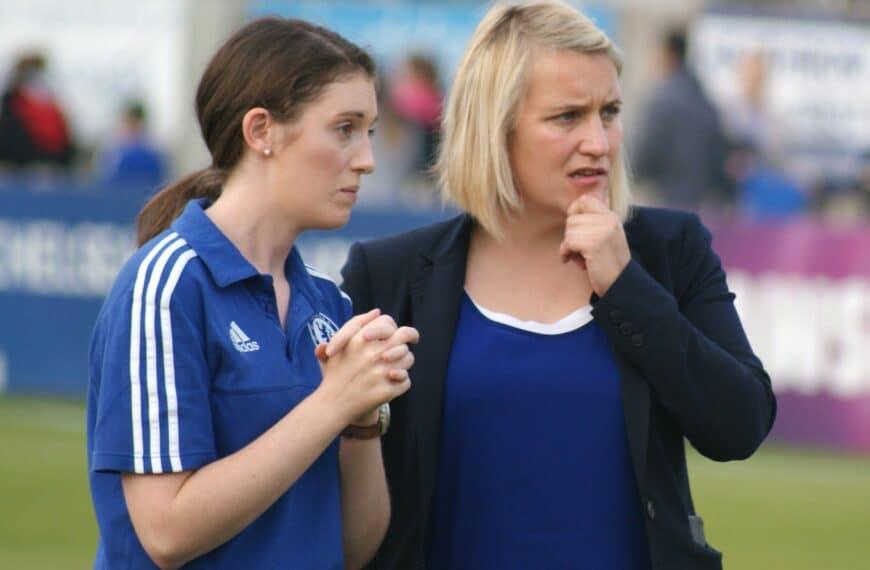 Emma Hayes Revealed As UK's Favourite Euro 2020 TV Pundit
