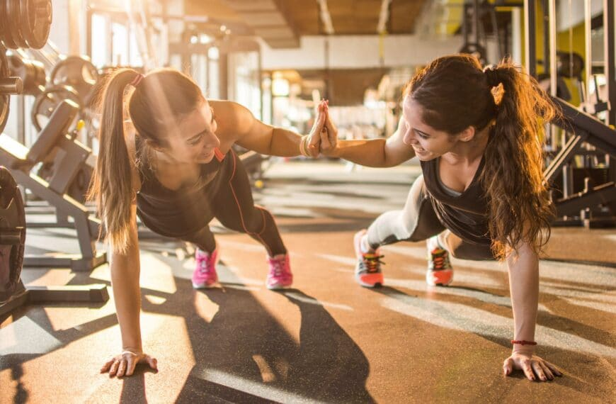 Lost Your Gym Mojo? Here's How To Reset Your Fitness Mindset