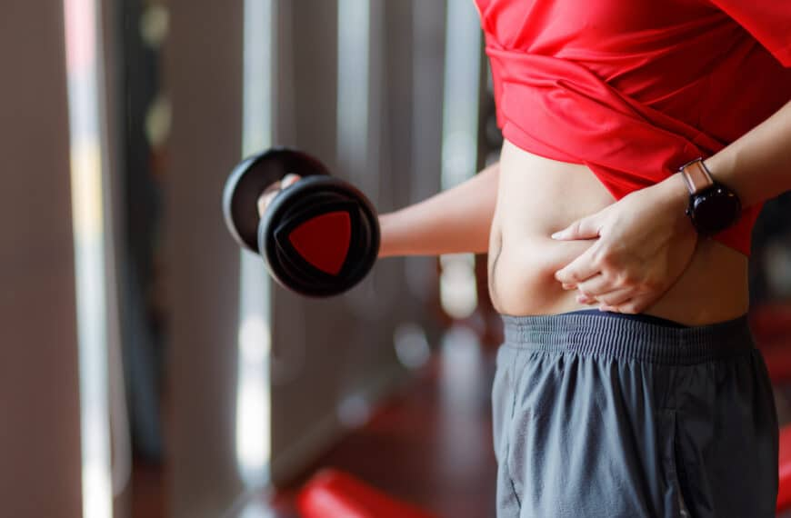 Top Tips for Shifting Stubborn Fat