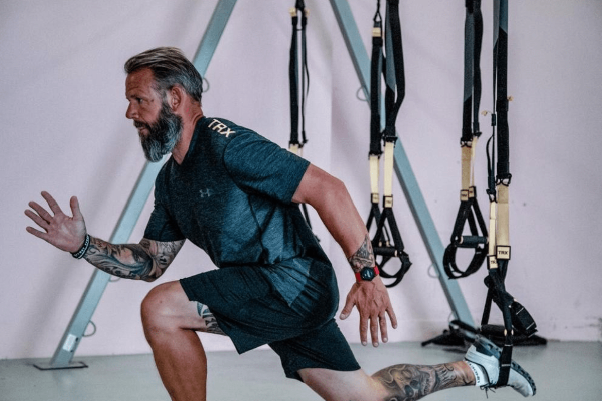 TRX Teams Up With Myzone To Get More People Moving In The Community