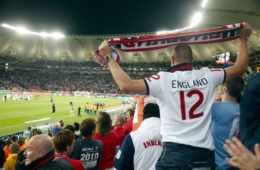 9 Types Of Football Fan You Meet During Every Major Tournament: Which One Are You?