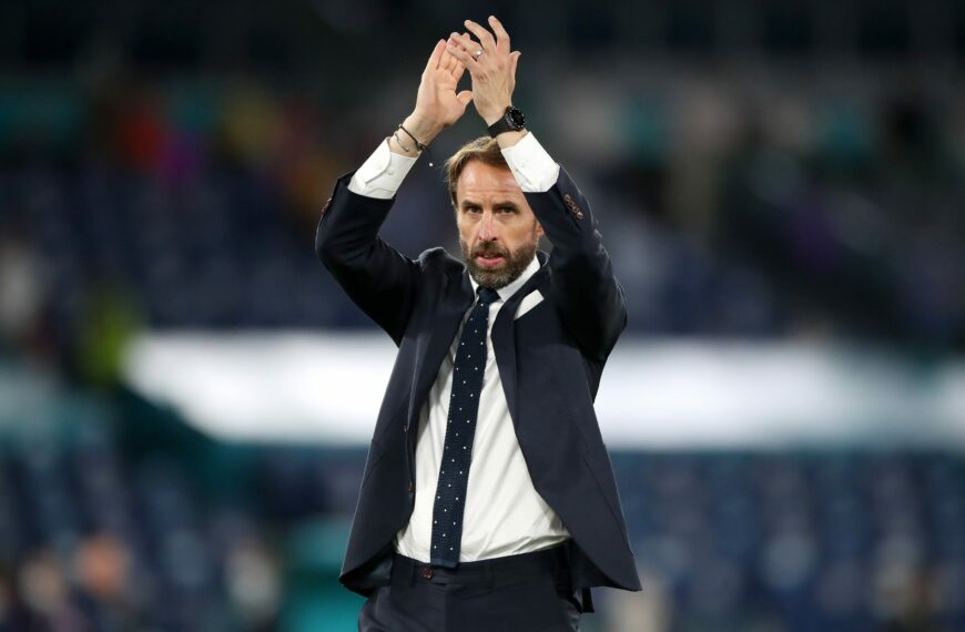 Get The Gareth Southgate Look: Here's How To Dress Like The England Manager Gareth Southgate