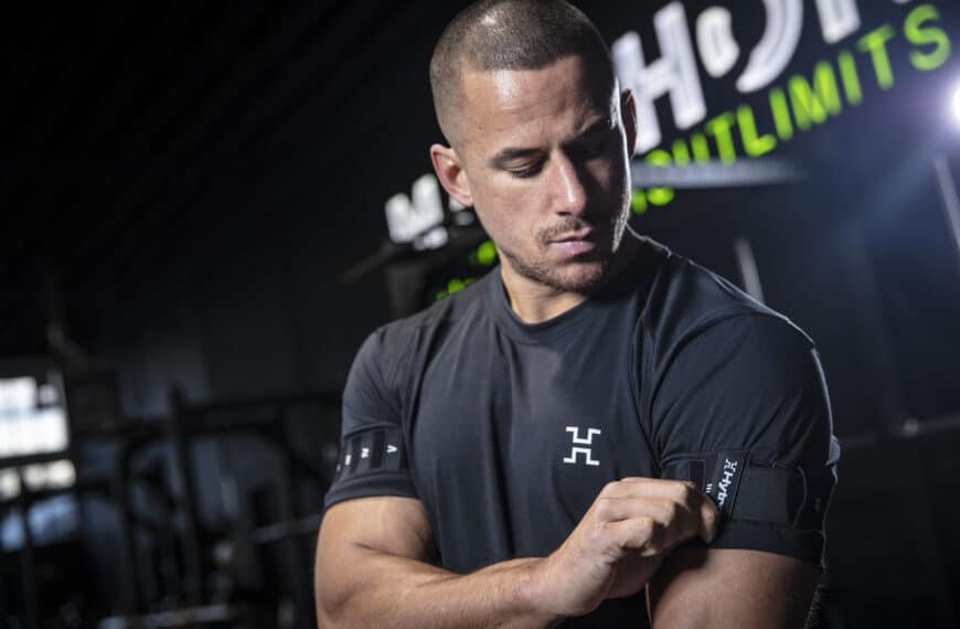Increase Muscle And Recovery In Two Weeks With These Blood Flow Restrictive Garments From Hytro