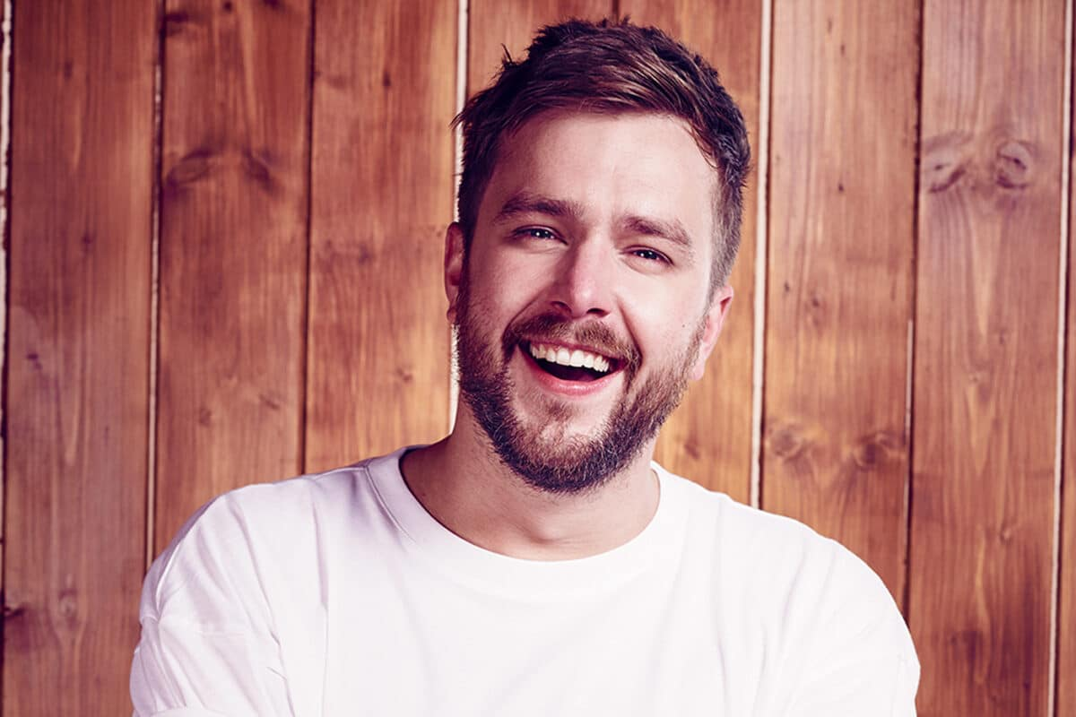 Iain Stirling: I've Begrudgingly Had To Admit Fitness And Mental Wellbeing Go Hand In Hand
