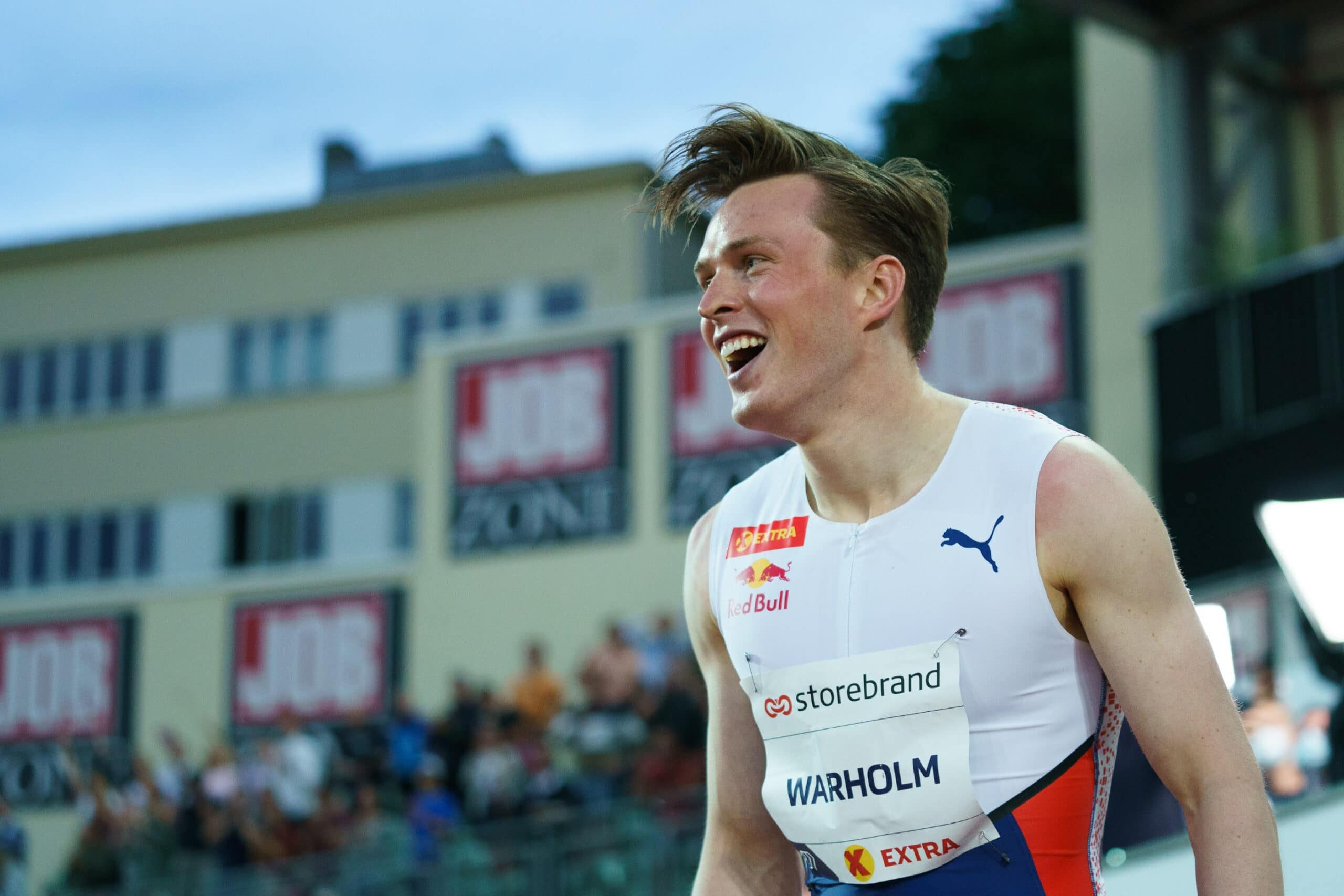 How No Fear And Having Fun Helped Karsten Warholm