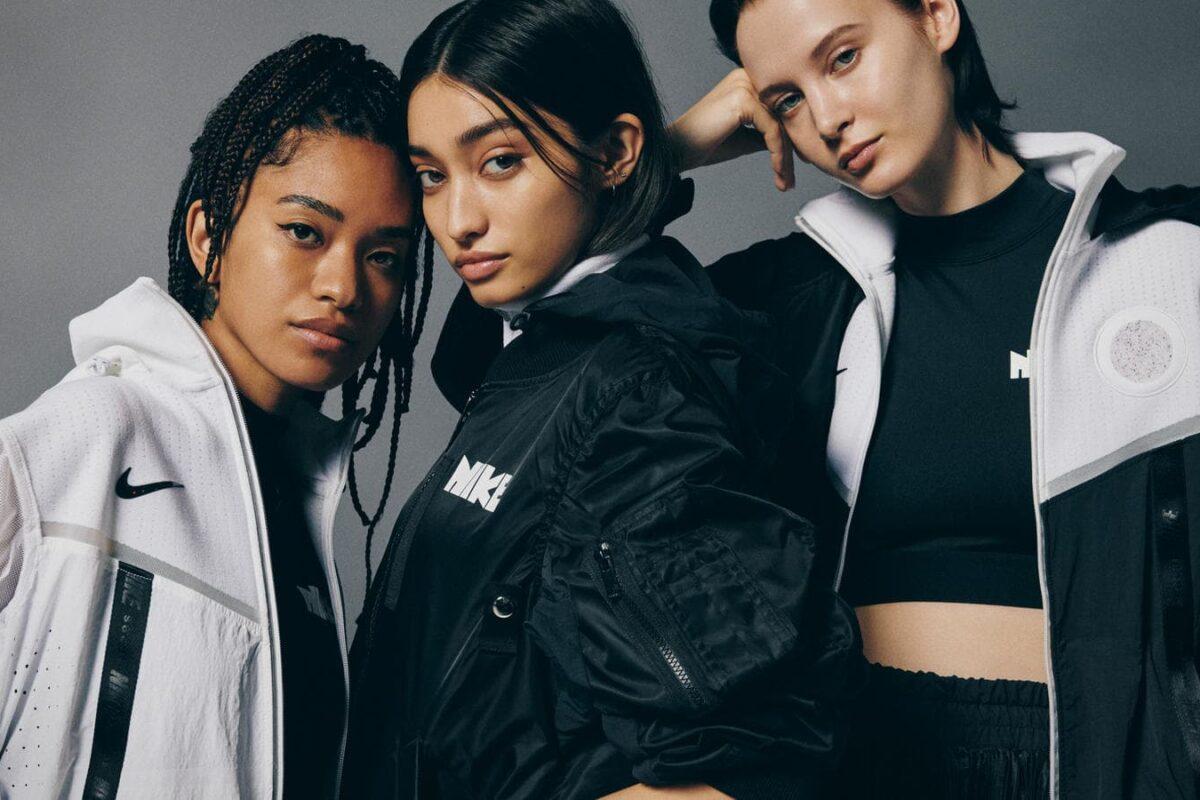 Four Tokyo, Nike Celebrates the Imaginative Spark of Sport
