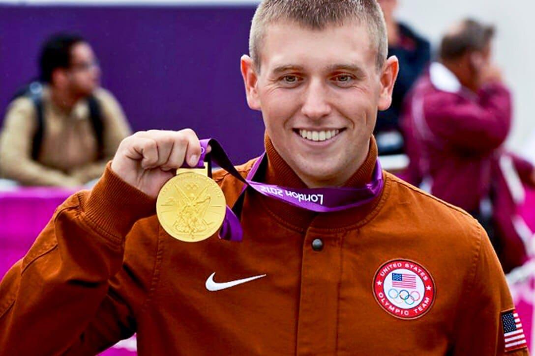 olympic gold medal winner vincent hancock