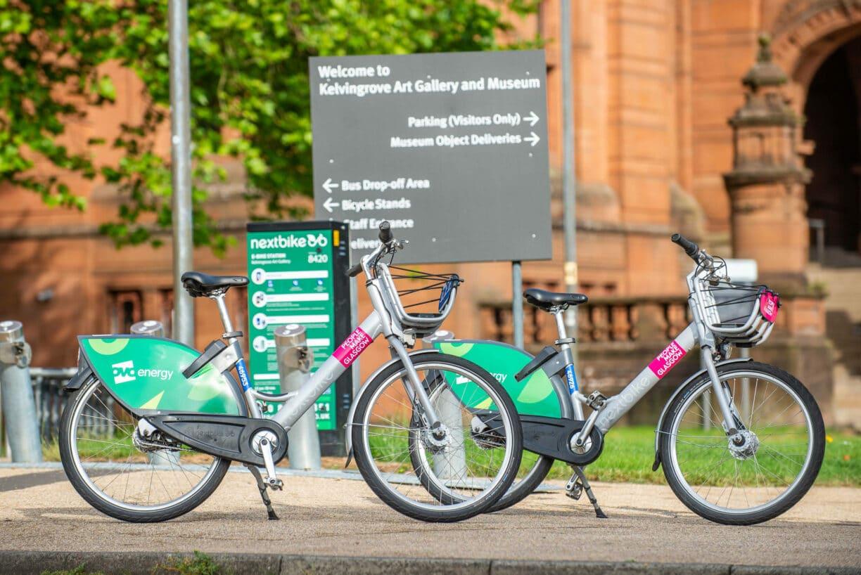 ovo green route bike